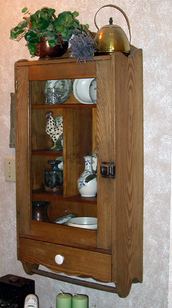 Wood medicine cabinet in Bath Accessories - Compare Prices, Read